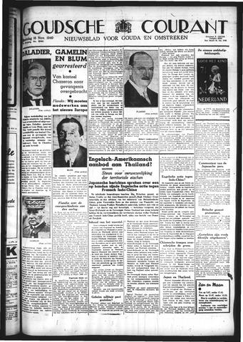 Goudsche Courant 1940-11-18