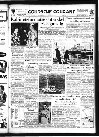 Goudsche Courant 1956-07-12