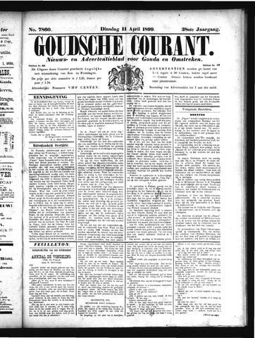 Goudsche Courant 1899-04-11