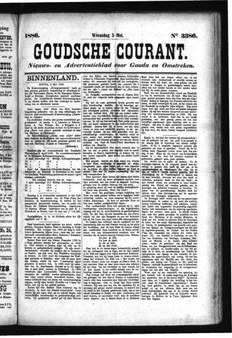 Goudsche Courant 1886-05-05