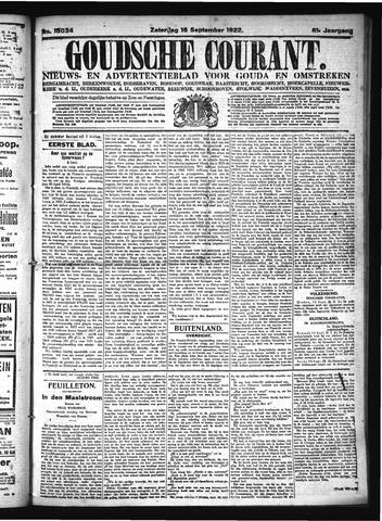 Goudsche Courant 1922-09-16