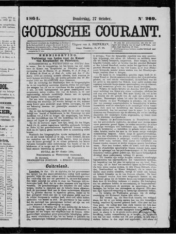Goudsche Courant 1864-10-27