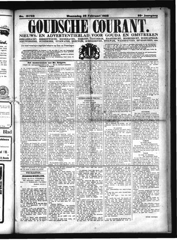 Goudsche Courant 1928-02-29