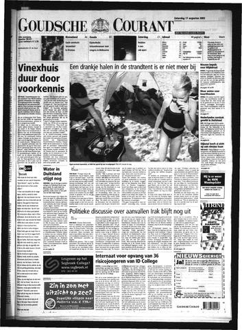 Goudsche Courant 2002-08-17