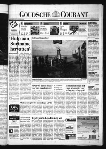 Goudsche Courant 1995-01-16