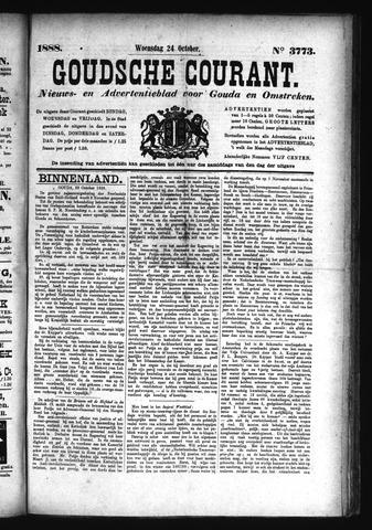 Goudsche Courant 1888-10-24
