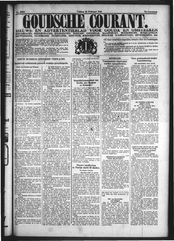 Goudsche Courant 1940-02-23
