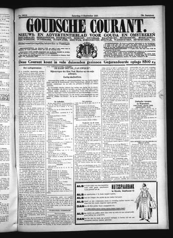Goudsche Courant 1939-09-09