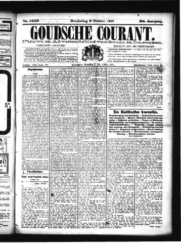 Goudsche Courant 1919-10-09
