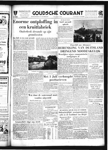 Goudsche Courant 1953-06-25