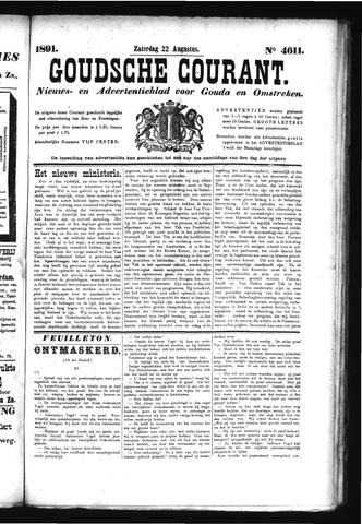 Goudsche Courant 1891-08-22