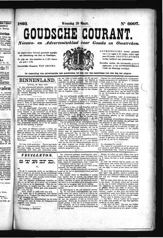Goudsche Courant 1893-03-29