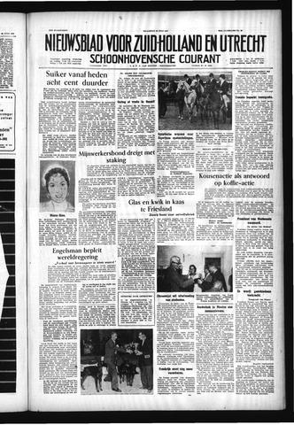 Schoonhovensche Courant 1957-07-29