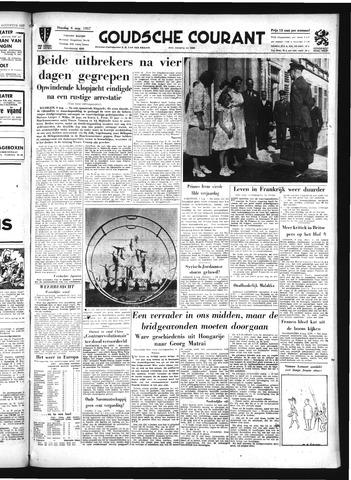 Goudsche Courant 1957-08-06