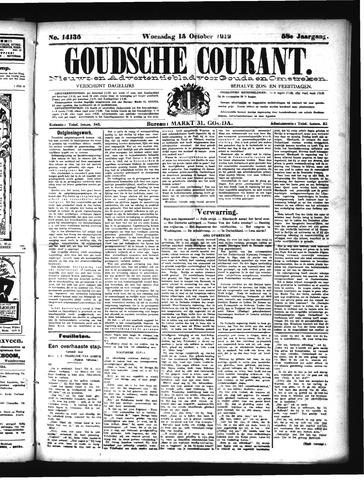 Goudsche Courant 1919-10-15