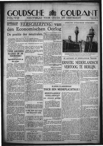Goudsche Courant 1940-04-03