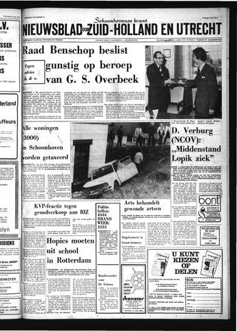 Schoonhovensche Courant 1974-06-21