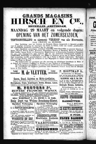 Goudsche Courant 1886-03-29