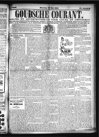 Goudsche Courant 1922-05-29