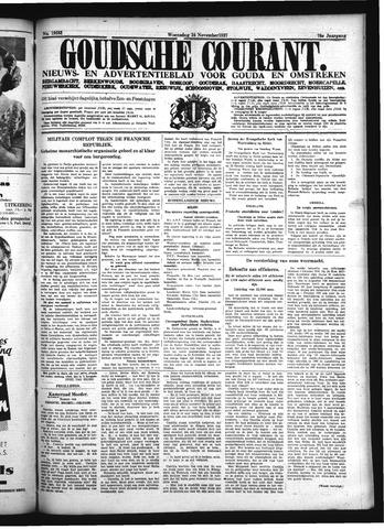 Goudsche Courant 1937-11-24