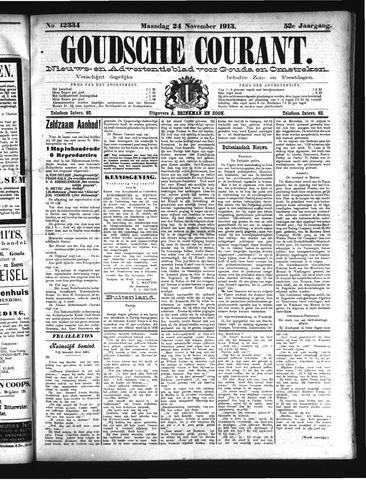 Goudsche Courant 1913-11-24