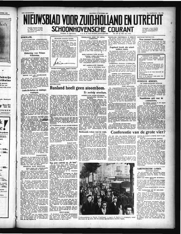 Schoonhovensche Courant 1948-10-04