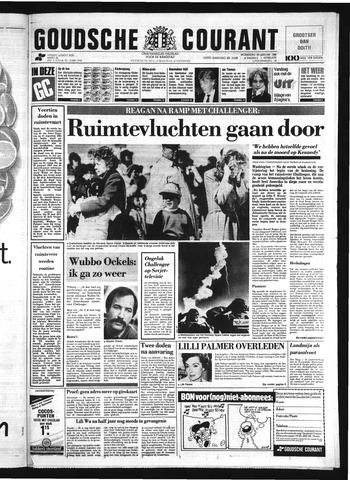 Goudsche Courant 1986-01-29