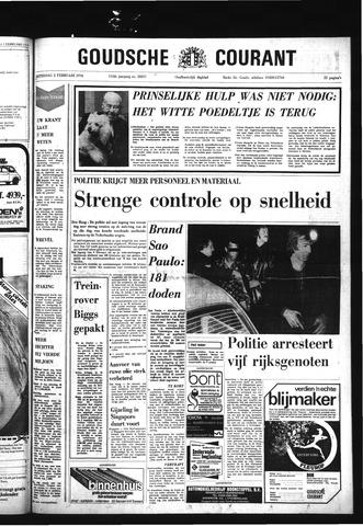 Goudsche Courant 1974-02-02