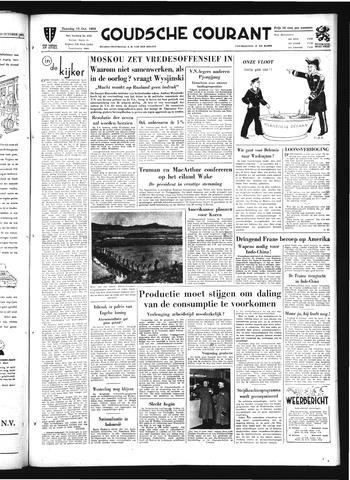 Goudsche Courant 1950-10-14