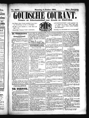 Goudsche Courant 1894-10-08