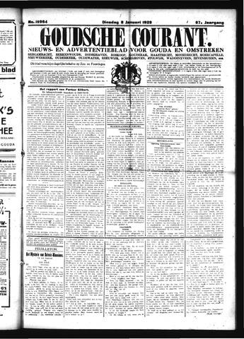 Goudsche Courant 1929-01-08