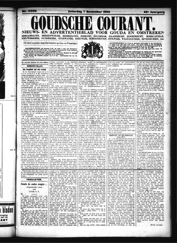 Goudsche Courant 1925-11-07