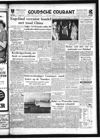Goudsche Courant 1957-05-31