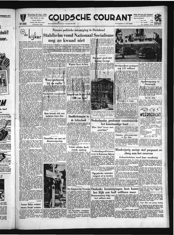 Goudsche Courant 1951-09-26