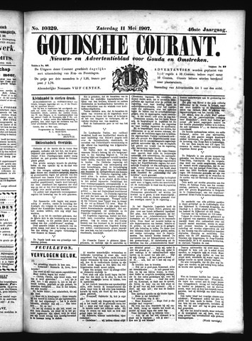 Goudsche Courant 1907-05-11
