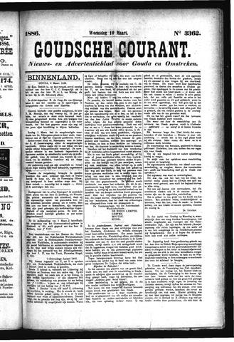 Goudsche Courant 1886-03-10