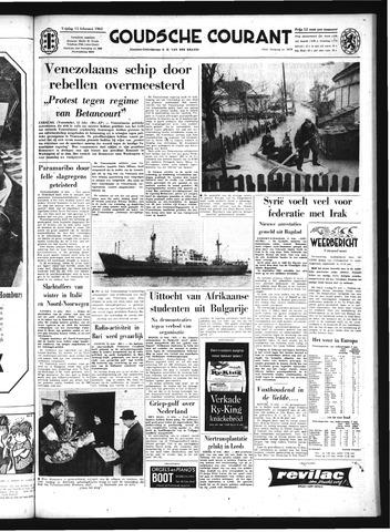 Goudsche Courant 1963-02-15