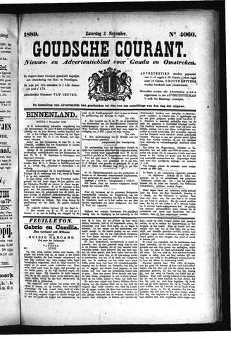 Goudsche Courant 1889-11-02