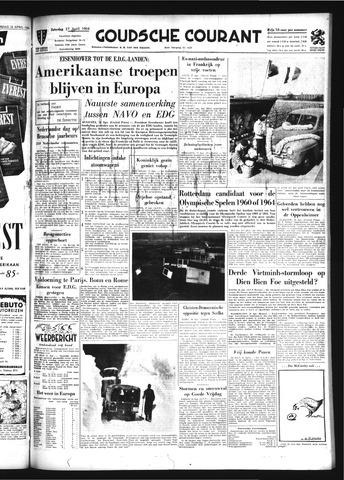 Goudsche Courant 1954-04-17