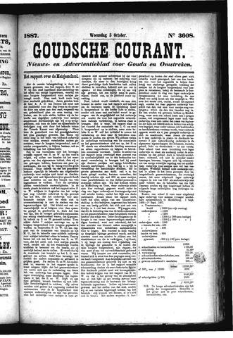 Goudsche Courant 1887-10-05
