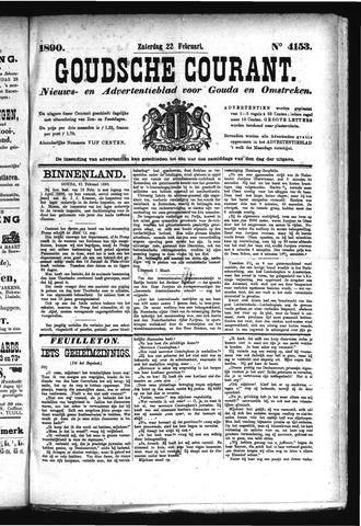 Goudsche Courant 1890-02-22