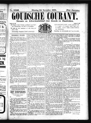 Goudsche Courant 1908-11-24