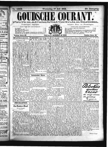 Goudsche Courant 1912-07-17