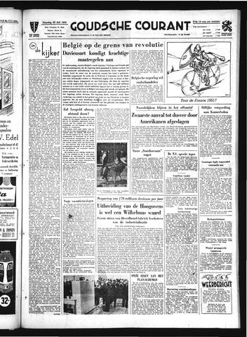 Goudsche Courant 1950-07-29
