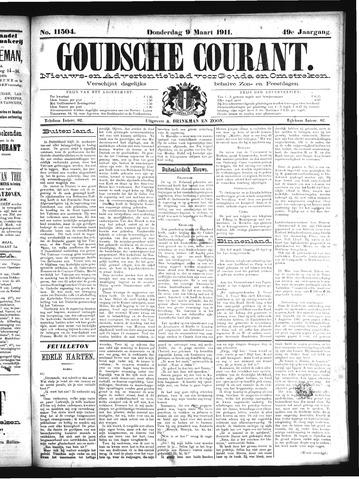 Goudsche Courant 1911-03-09