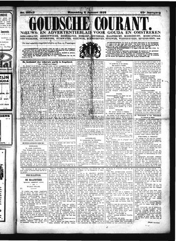 Goudsche Courant 1926-01-06