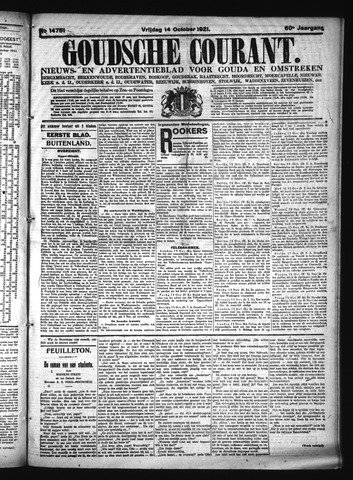 Goudsche Courant 1921-10-14