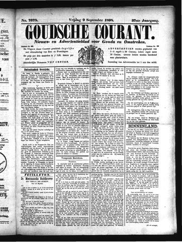 Goudsche Courant 1898-09-09
