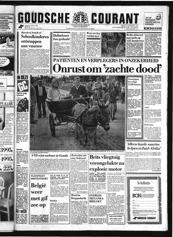 Goudsche Courant 1985-08-23