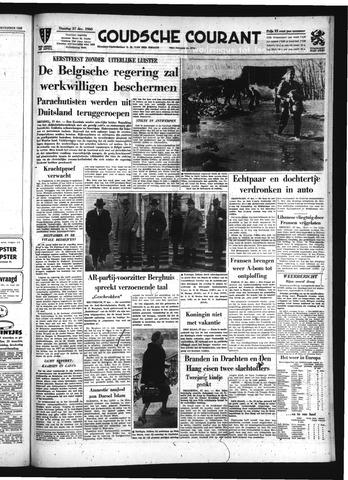 Goudsche Courant 1960-12-27